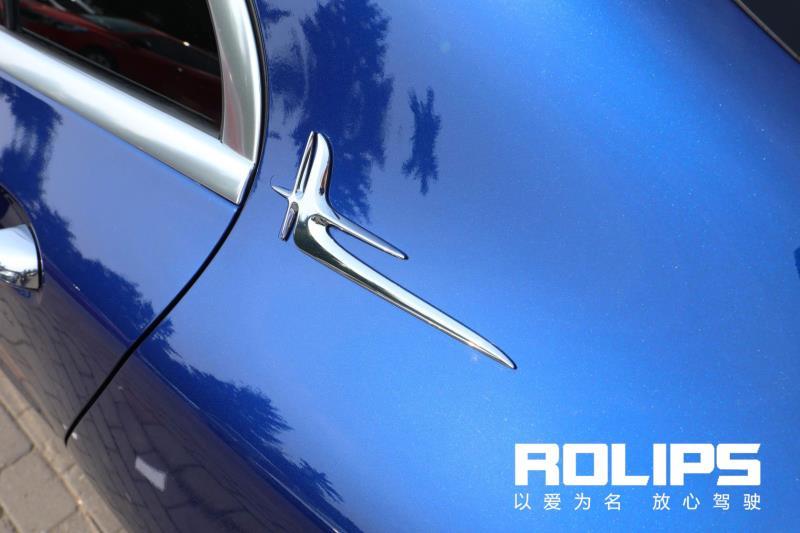 只讲事实看案例比品质!RS90【施工车型】奔驰C200L案例-罗利普斯