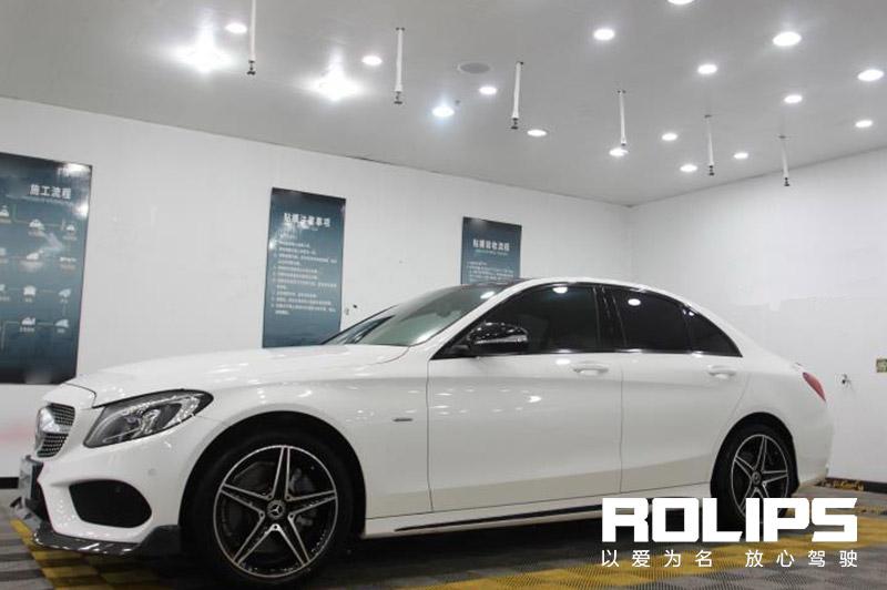 rolips罗利普斯RS90【施工车型】奔驰GLC案例