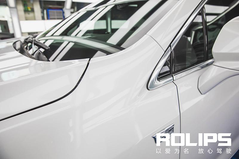 rolips罗利普斯RS90施工案例凯迪拉克 XT5