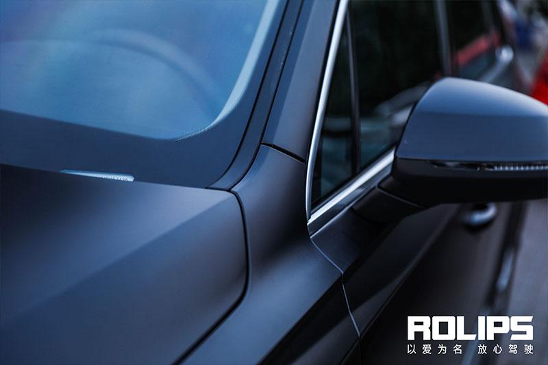 RS-M施工车型奥迪Q7案例