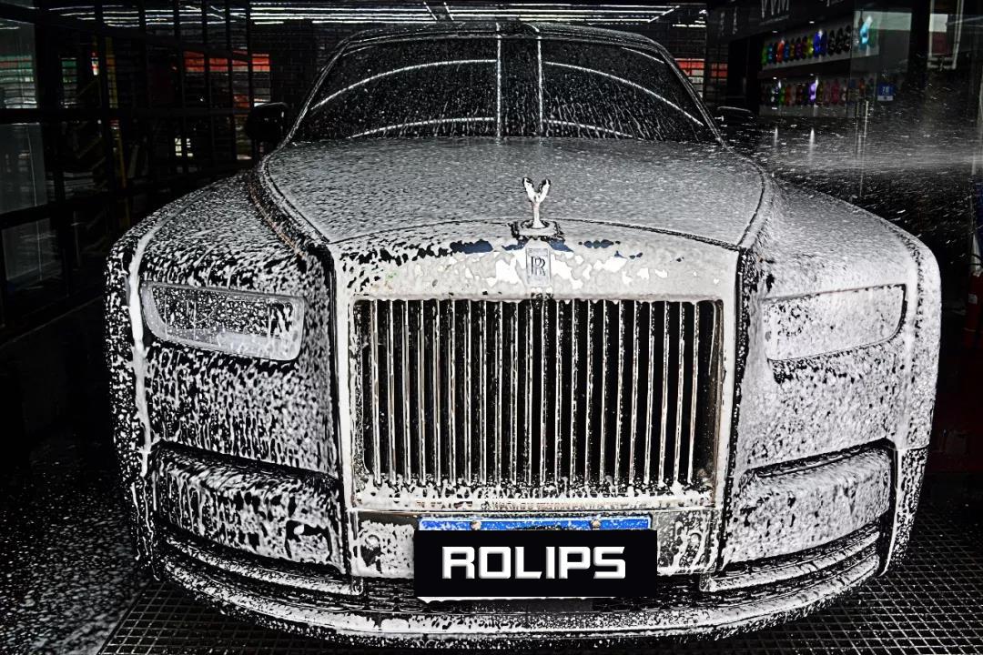 罗利普斯隐形车衣施工【劳斯莱斯】流程