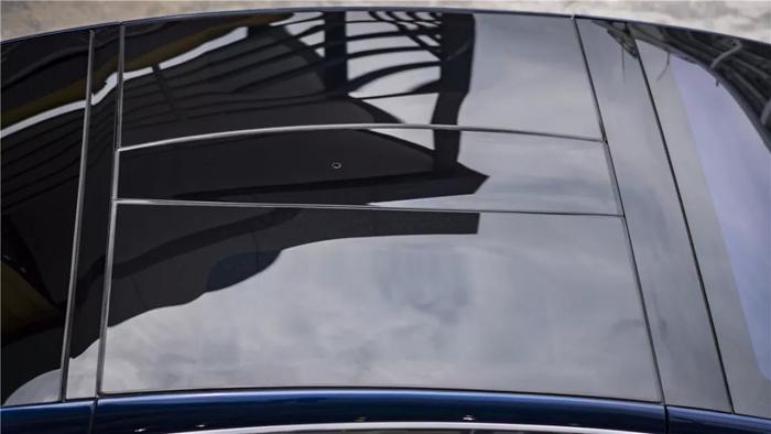 特斯拉MODEL X贴RS-95隐形车衣案例