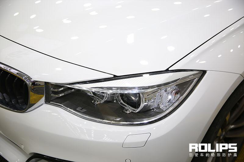 专业 极致 经典-宝马3系GT完美施工美国ROLIPS罗利普斯隐形车衣