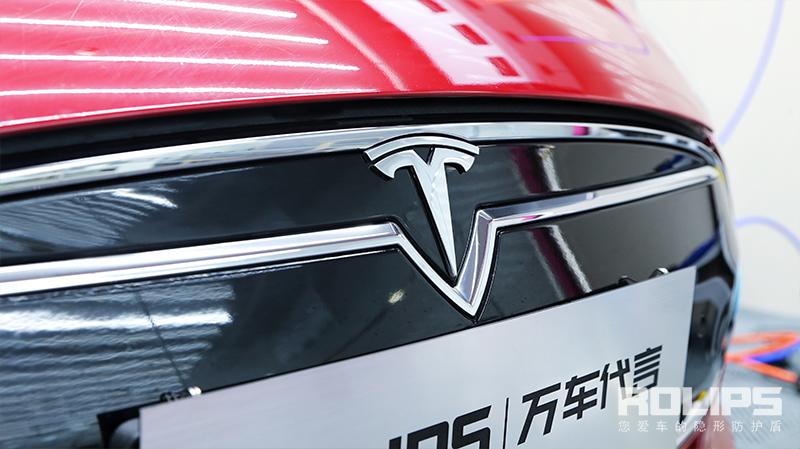 特斯拉Model S 新车落地优选罗利普斯ROLIPS隐形车衣